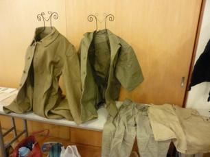戦時中の洋服